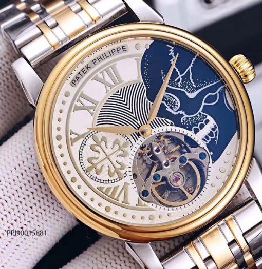 Đồng hồ nam Patek Philippe máy cơ siêu cấp