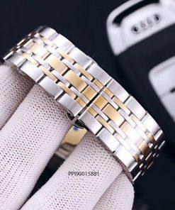 dây đồng hồ nam Patek Philippe máy cơ lộ cao cấp giá rẻ