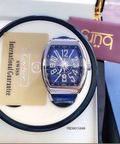 Đồng hồ nam Franck muller máy cơ Thụy Sĩ dòng Vanguard Yaching V45