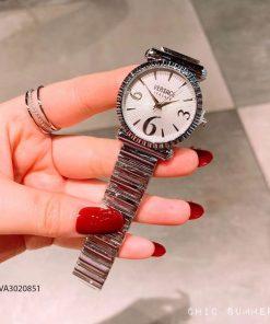 Đồng hồ versace dây kim loại nữ cao cấp giá rẻ