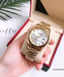đồng hồ rolex nam dây kim loại giá rẻ