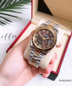 đồng hồ rolex nam dây kim loại cao cấp giá rẻ