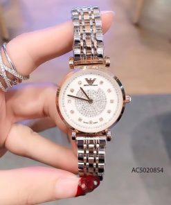 đồng hồ Armani nữ đeo tay giá rẻ