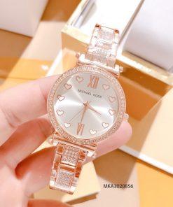 Đồng hồ nữ Michael Kors dây kim loại cao cấp giá rẻ