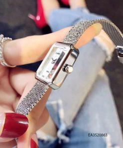 đồng hồ nữ Chanel mặt vuông cao cấp giá rẻ
