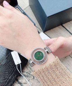 Đồng hồ nữ Chopard dòng Happy Diamond kính Real Saphirre replica 1:1