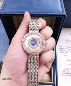 Đồng hồ nữ Chopard dòng Happy Diamond replica 1:1