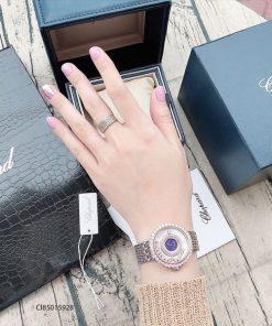 Đồng hồ đeo tay nữ Chopard dòng Happy Diamond replica 1:1