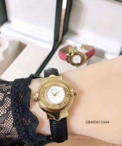 Đồng hồ nữ Gucci Vintage dạng lắc mặt xoay cao cấp