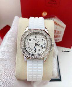 đồng hồ patek philippe geneve dây da nữ