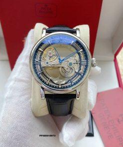 Đồng hồ Patek Philippe máy lộ cơ thụy sĩ