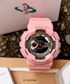 Đồng hồ nữ G-shock Baby G BA-110RG-7A