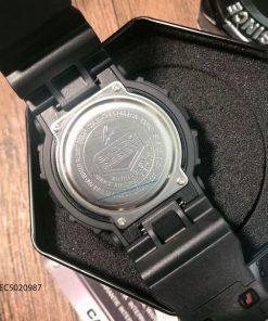 mặt sau Đồng Hồ Nam G-shock GA-110GB-1A đen giá rẻ fullbox
