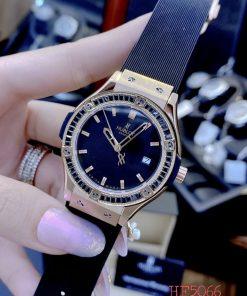 Đồng hồ hublot nữ máy nhật giá rẻ, Hublot genever chính hãng