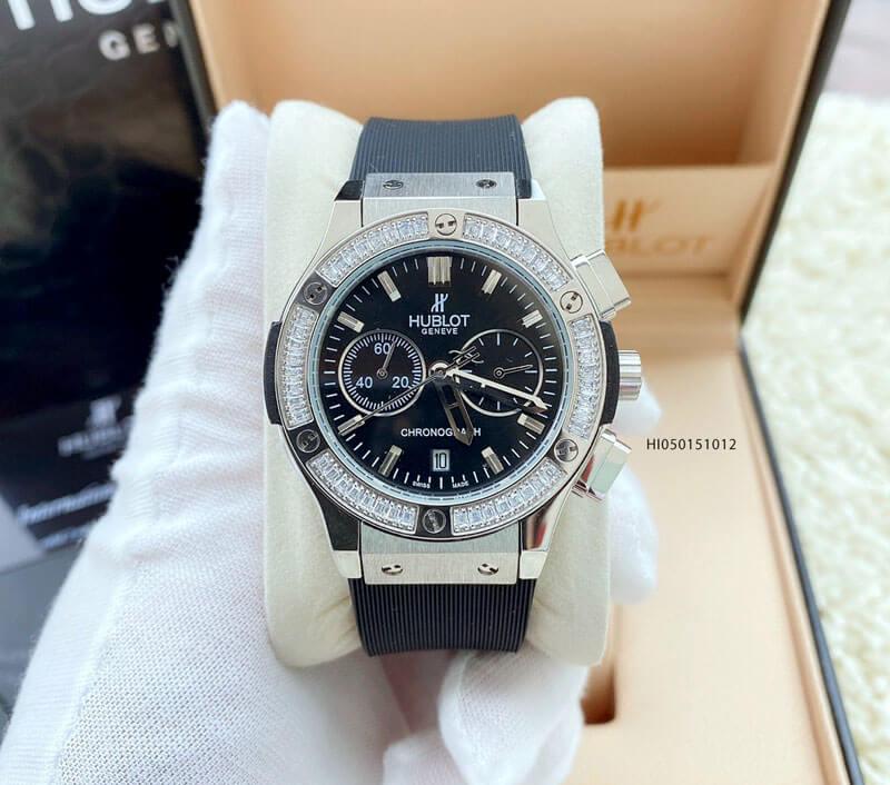 đồng hồ hublot chronograph giá rẻ