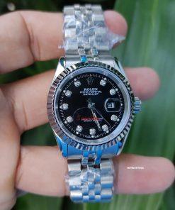 Đồng hồ Rolex nữ dây thép không gỉ cao cấp