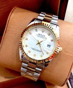 Đồng hồ rolex nam dây đúc đặc giá rẻ