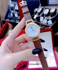 Đồng hồ nữ Salvatore Ferragamo Fahion máy thụy sĩ