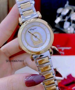 Đồng hồ nữ Salvatore Ferragamo Cuore Patented máy thụy sĩ