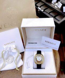 Đồng hồ nữ Versace Destiny dây da cao cấp