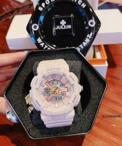 Đồng hồ julius hàn quốc phiên bản G-shock chính hãng