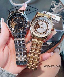 Đồng hồ đeo tay Mercedes Ben Máy cơ nam