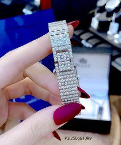 Đồng hồ Nữ Piaget Full Diamon PA.74 Mini