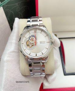 Đồng hồ Seiko nam dây kim loại
