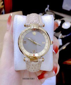 Đồng hồ Versace Revive nữ dây da cao cấp