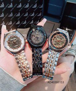 Đồng hồ Armani máy cơ nam giá rẻ