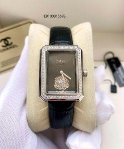 Đồng hồ Chanel Premiere dây da cao cấp