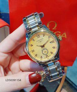 Đồng hồ Longines nam lộ máy cơ giá rẻ