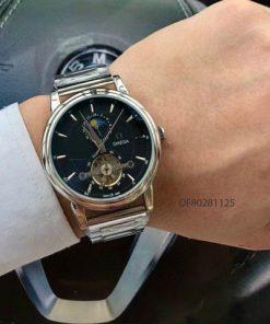 Đồng hồ nam Omega máy cơ giá rẻ