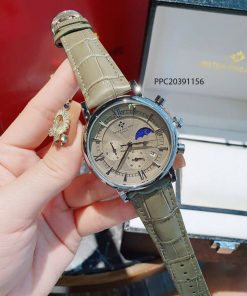 Đồng hồ Patek Phillip nam dây da giá rẻ