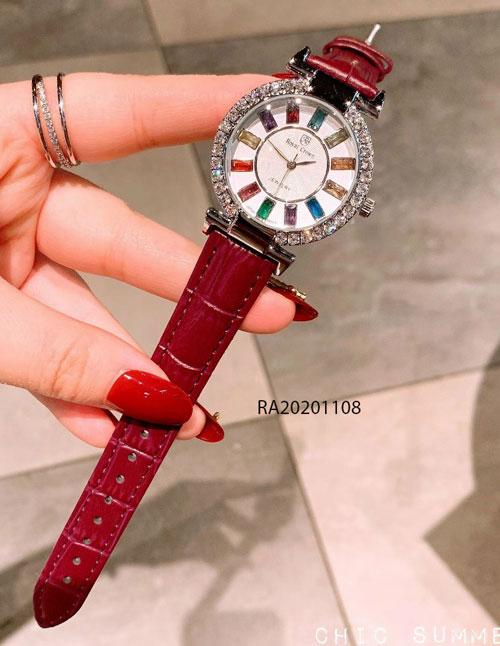 đồng hồ royal crown đính đá giá rẻ