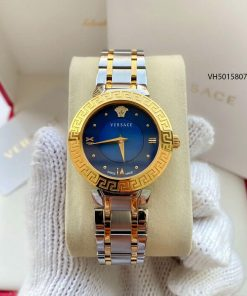 đồng hồ Versace Daphnis dây kim loại giá rẻ