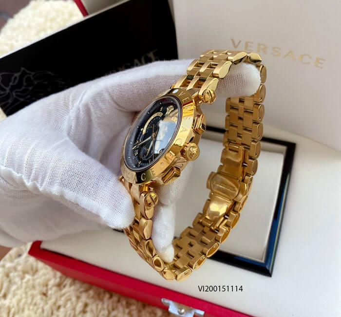 Đồng hồ Nam Versace V- Race black