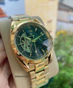 Đồng hồ nam Automatic Weisikai cơ giá rẻ dưới 500k