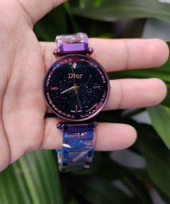 đồng hồ dior dây kim loại cao cấp giá rẻ