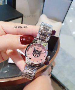 Đồng hồ Gucci G-TIMELESS YA1264074 hình mèo