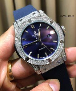Đồng hồ nam Hublot Classic Fusion Automatic đính đá kim cương