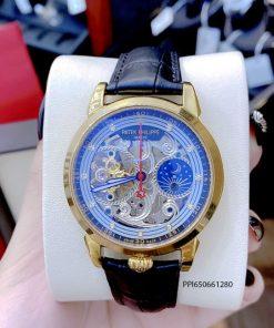 Đồng hồ nam Patek Philippe máy cơ cao cấp