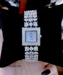 Đồng hồ Royal Crown nữ đính đá full
