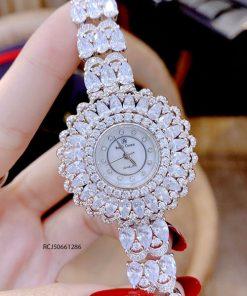Đồng hồ Royal Crown nữ full đá cao cấp