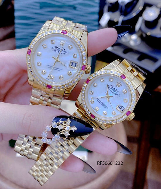 đồng hồ rolex oyster perpetual nữ giá rẻ