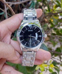 đồng hồ skmei dây kim loại giá rẻ