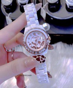 Đồng hồ nữ Coach dây đá